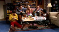 One of my favorite tv shows of all time, The Big Bang Theory!