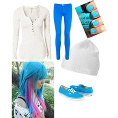Untitled #102, created by scene-girl-foreva on Polyvore