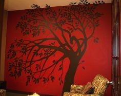 mural-tree-silhouette