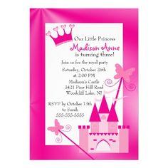 Princess St Birthday Invites Google Search Julies Pretty - First birthday invitation card background