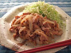 生姜焼き - 野永 喜三夫シェフのレシピ | プロから学ぶ簡単家庭料理 シェフごはん