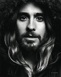 Jared Leto looks like Jesus