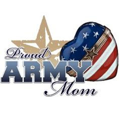 Army mom, I guess this was be me.Joey is like a son to me anyways :) ~dwa