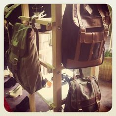 New #Hasso laptop backpacks in store @ Limedrop Melbourne's GPO   Photo by limedrop • Instagram