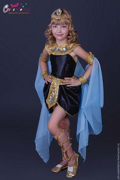 Disfraz de carnaval para niña