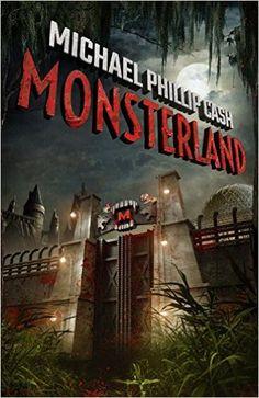 donnabookreviews: Book Review: Michael Phillip Cash: Monsterland