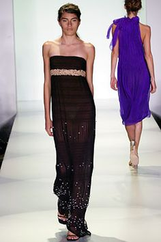 Vera Wang Slideshow on Style.com