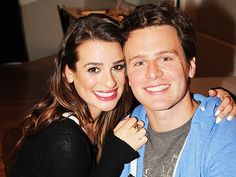 Weekend Poll Top Three: Fans Would Love to See Lea Michele & Jonathan Groff as Broadway's Next Pen Pals