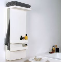 Bathroom towel warming drawer....anyone that knows me well knows ...