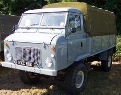 Land Rover 2b number 1