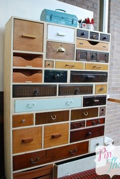 Large chest of drawers!