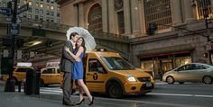 Bethesda Spring Blossoms Wedding Engagement Photographer NY Grand Central Central Park Fifth Av