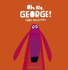 Oh No, George!: Amazon.it: Chris Haughton: Libri in altre lingue
