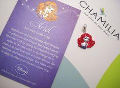 #Disney #CHAMILIA #DisneyPrincess #Ariel #TheLittleMermaid #LittleMermaid #Charm (2025-1112) #ChamiliaCharm #CharmBracelet #Jewelry #Jewellery