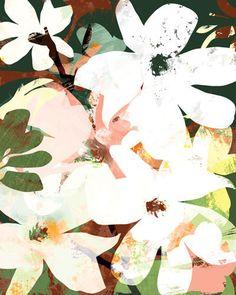 Magnolia. By Allison Holdridge