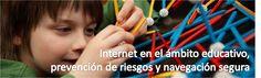 Blog sobre curso semipresencial dirigido a pares y al profesorado respecto al uso de Internet de los niños y jóvenes