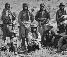 Old Photos - Paiute | www.American-Tribes.com