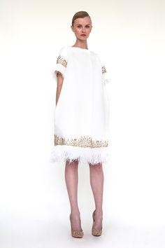 Новая коллекция коктельных платьев Resort 2013 от Marchesa