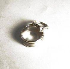 Cómo limpiar anillos de oro blanco | eHow en Español