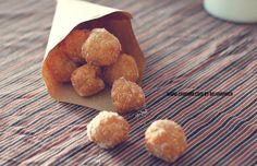 Buñuelos de viento - receta dulce de semana santa
