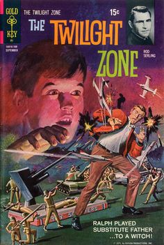Cover for The Twilight Zone (Western, 1962 series) #39