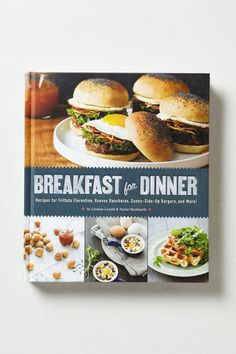 themodernexchange:  Breakfast For Dinner | Anthropologie  This is what my dreams are made of