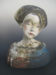 Sally MacDonell bust