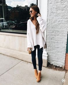 Discover our diapason Cardigans for Women. You are sure to always choose the most recent traits and looks. cardigans for women knitting Cozy Winter Outfits, Winter Fashion Outfits, Fashion 2017, Autumn Winter Fashion, Fall Outfits, Cute Outfits, Fashion Ideas, Fall Winter, Tween Fashion
