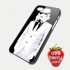 Stormtrooper2 iPhone and Samsung Galaxy Phone Case