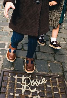 Young Soles // awesome shoes… a little fashion forward with classic roots Little Girl Fashion, My Little Girl, My Baby Girl, Toddler Fashion, Kids Fashion, Little Girl Shoes, Fashion Hats, Fashion Outfits, Bebe Love