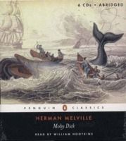 'The frail gunwales bent in, collapsed, and snapped, as both jaws, like an enormous shears, sliding further aft, bit the craft completely in twain...'  The crew of the whaling ship the Pequod is bound by its Captain Ahab to a single, bloody goal: the killing of the whale Moby-Dick, the giant albino that has taken his leg and on which he has sworn vengeance. Driven, perhaps d...more