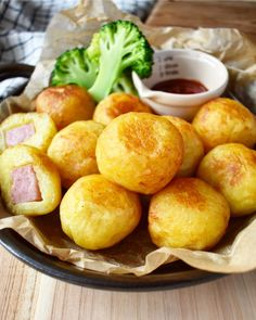 Snack Recipes, Cooking Recipes, Yummy Food, Tasty, Gluten Free Snacks, School Lunch, Pretzel Bites, Food And Drink, Potatoes