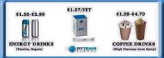 Cheaper than energy drinks and it doesn't have all the junk! www.fitteam.com/wirth