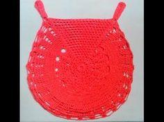 [ Crochet sweater summer for baby] HƯỚNG DẪN MÓC ÁO LEN MÙA HÈ CHO BÉ GÁI : KIỂU 1 - YouTube