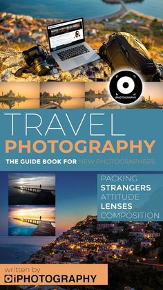 Have you ever wanted to take better vacation pictures? Or learn the best tips and tricks from travel photographers to capture moments from a once-in-a-lifetime trip? Best Photography Blogs, Photography Guide, Amazing Photography, Composition Writing, Vacation Images, Best Vacations, Travel Photographer, Guide Book, Photographers
