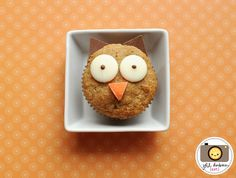 Owl Muffin