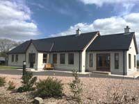 Dormer Bungalow, Small Bungalow, Bungalow House Design, The Irish House, Farmhouse Front Porches, Bungalow Exterior, Farmhouse Renovation, Bungalows, New Builds