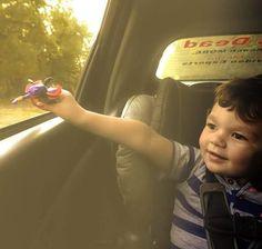 Fly high batgirl #oliverthekid #Oliver #batgirl #toddler #Prius #photography #myson
