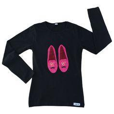 Slippers personalizadas  Negra