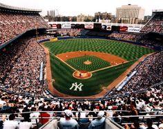 Yankee Stadium!