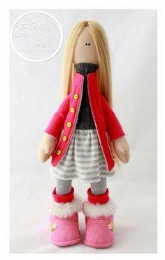 Mimin Dolls: boneca russa