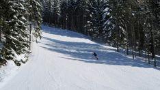 Skiareal Neklid Erzgebirge