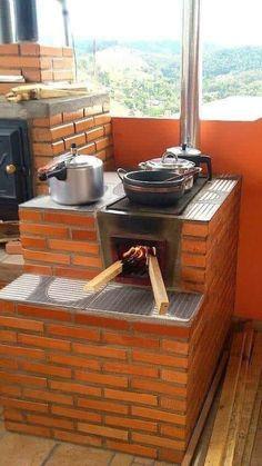 Kitchen Room Design, Outdoor Kitchen Design, Home Room Design, Modern Kitchen Design, Home Decor Kitchen, Interior Design Kitchen, Kitchen Furniture, Backyard Kitchen, Outdoor Kitchens