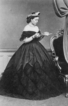 Victoria, Princess Royal, later German Empress and Queen of Prussia