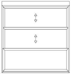 Mair&Staffler - Vertikale Hebefenster