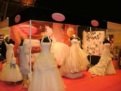 Fairytale Brides at The UK Wedding Shows 2011 Wedding Show, Dream Wedding, Manchester Central, Girls Dresses, Flower Girl Dresses, Fairytale, Brides, Wedding Dresses, Fashion