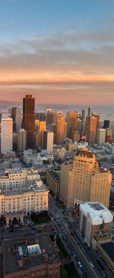 Drone photography San Francisco