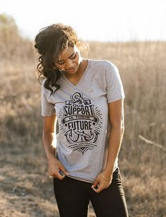 There is a charity called Mercy Ships that converts old cruise ships into life-saving hospitals that travel along the African coast. Support this amazing mission with every purchase HERE ► http://www.sevenly.org/?cid=PINTERESTveronica