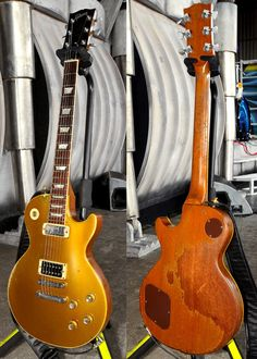 Adrian Smith | 70s Gibson Les Paul Deluxe.