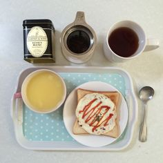 10 Days of Breakfast Adventures. I'm one of those... - rhymes with papaya